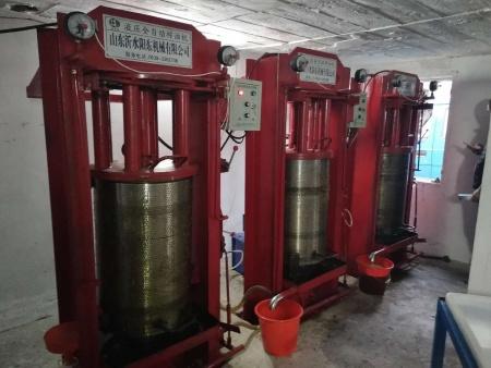 猪油榨油机