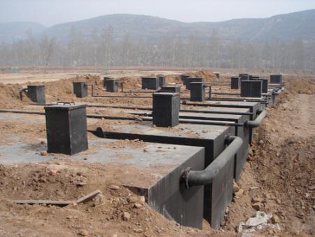 青島污水處理設備在安裝方面應滿足哪些要求?