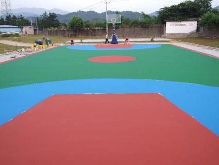 丙烯酸(亚克力)球场涂装