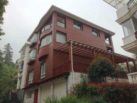 长沙防腐木建筑