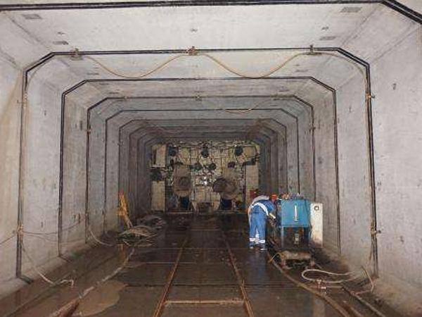 地下管廊堵漏