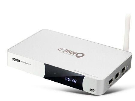 3D双核高清播放器 海美迪Q5II