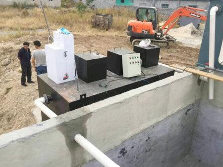 威海污水處理工程施工