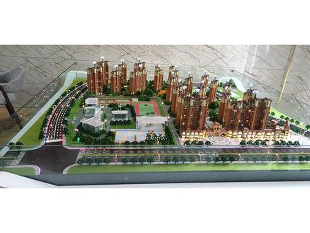 西寧沙盤模型公司告知大家城市規劃沙盤的制作原理?