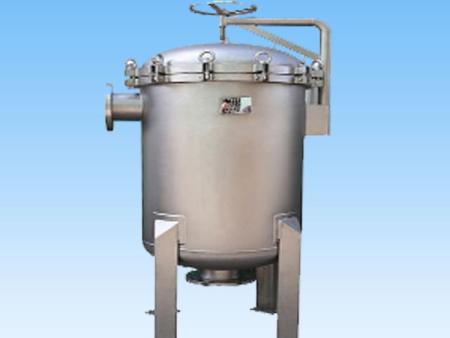 袋式過濾器的選型受哪些影響?華之源過濾設備