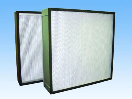 高效過濾器送風口你了解多少?新鄉華之源過濾設備