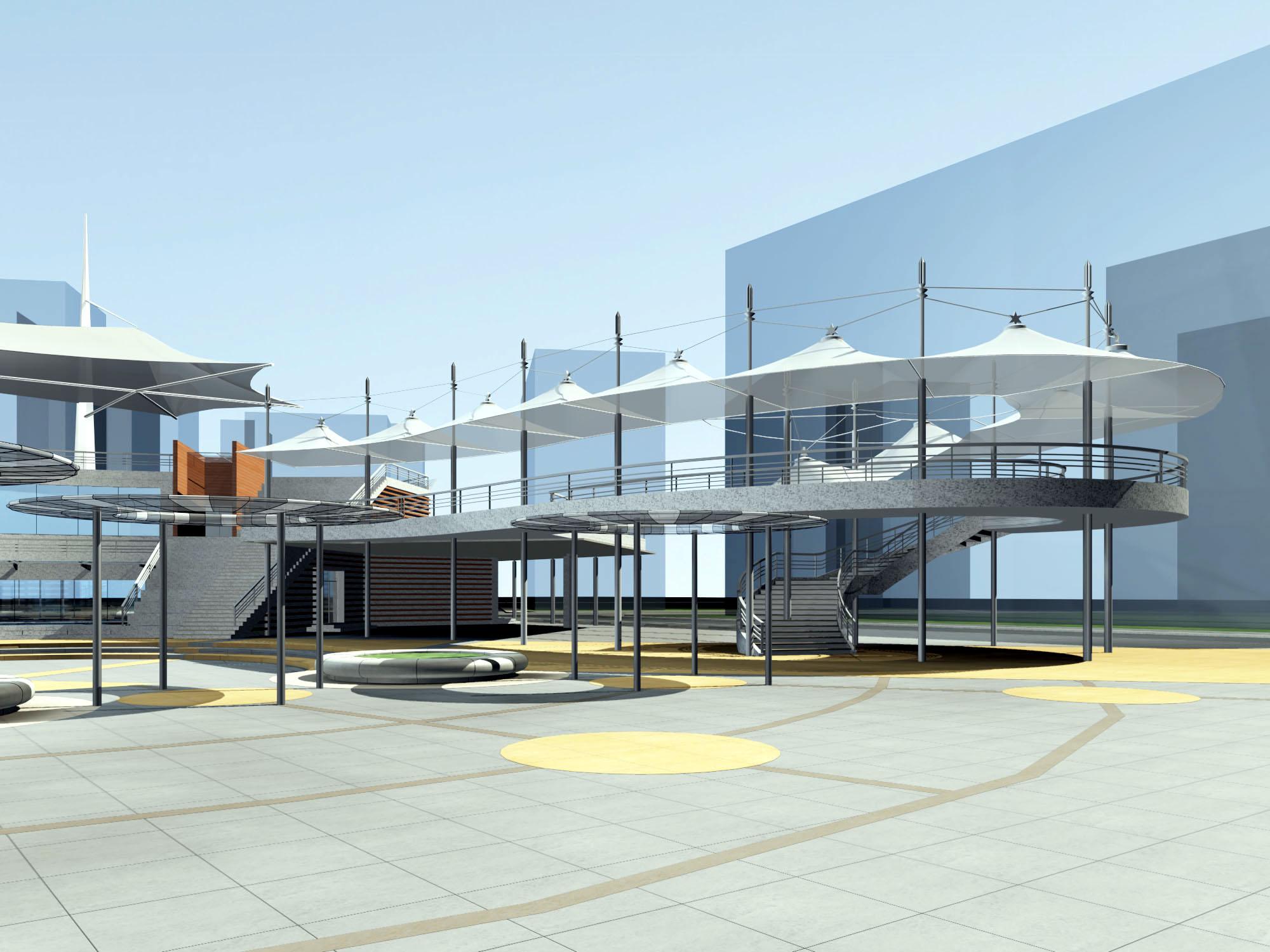 深圳市筑宇空间膜技术开发有限公司,拥有自己的膜结构工厂,一流的