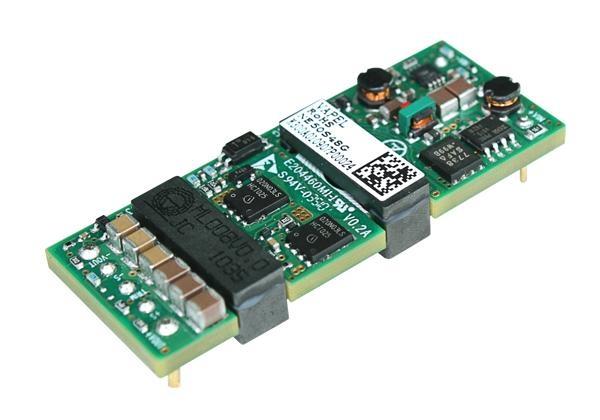 模块电源是可以直接贴装在印刷电路板上的电源供应器,其特点是可为专用集成电路(ASIC)、数字信号处理器 (DSP)、微处理器、存储器、现场可编程门阵列 (FPGA) 及其他数字或模拟负载提供供电。   冗余热备份并联   将相同的模块输出端通过二极管后并联可使输出能力增强,以提高电源系统的可靠性。原则上如果配合相应输出报警电路,将模块放在可以拆卸的母线上,这样,出现故障的模块可以及时更换。用这种方法并联的模块,没有量限制。D一般为肖特基二极管。   并联扩容   将相同模块输出端并联,可使输出能力增