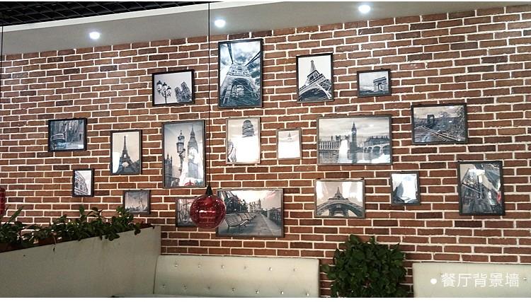 红砖红色文化石电视背景墙仿古砖欧式外墙砖9025
