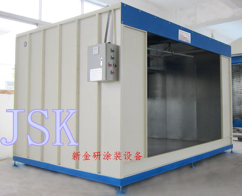 喷粉柜 自动喷粉房设计 双工位喷粉房制作