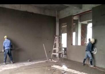 温工wsg410手持轻便型墙面收光找平机,水泥磨墙机