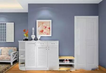 家居鞋柜装修搭配效果图 点亮视觉的鞋柜设计图片
