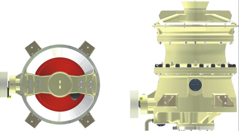gp系列圆锥式破碎机