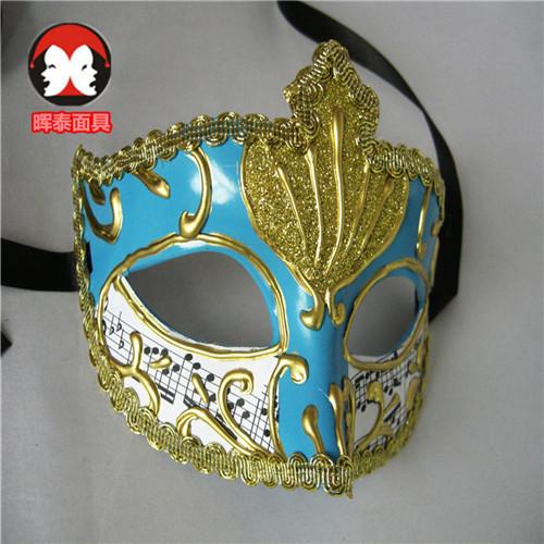 深圳动漫面具定做手绘半脸面具蝙蝠侠面具