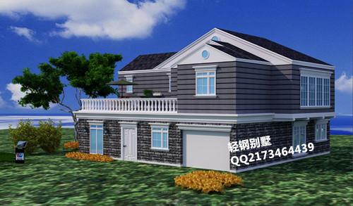 汉中轻钢别墅设计使用年限