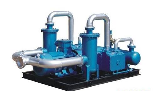 氢气压缩机工作原理及特点
