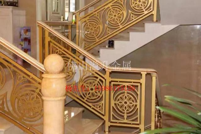 色彩风景楼梯写生