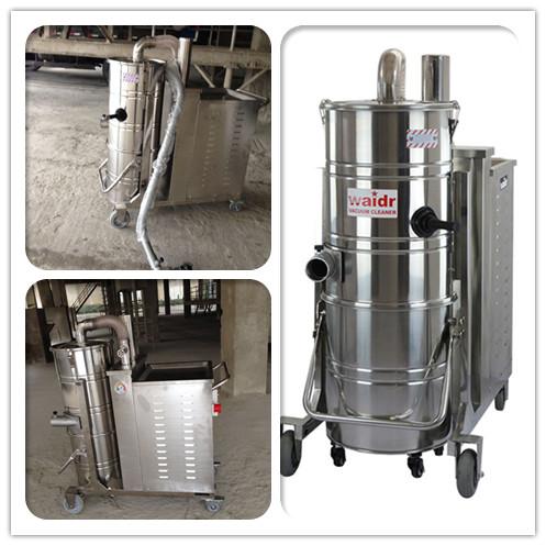 内蒙古工业吸尘器,大功率高效粉尘吸尘机