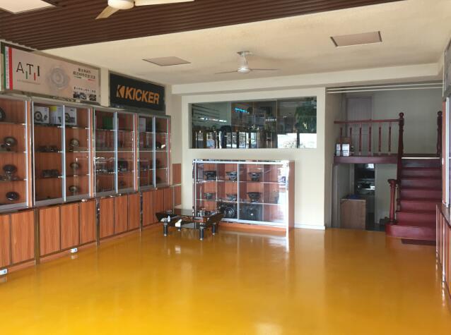 青岛市成功专业汽车音响改装店