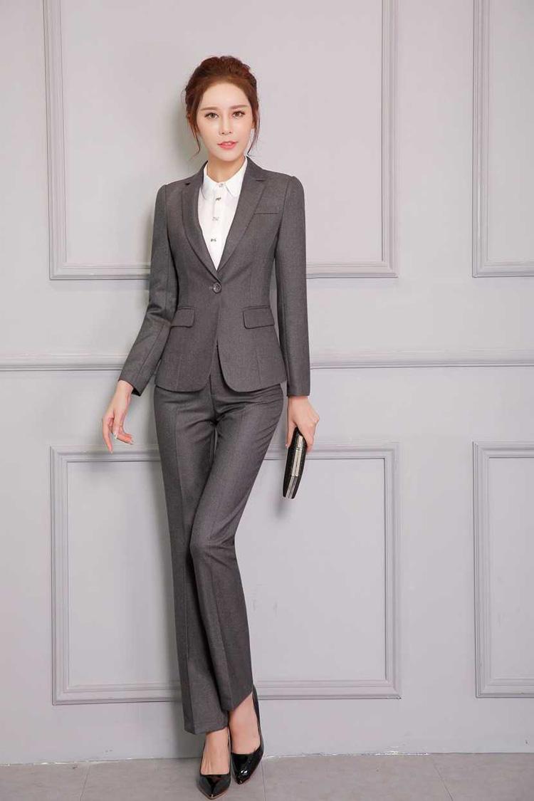 专业设计酒店制服男女马甲背心职业装男女商务套装