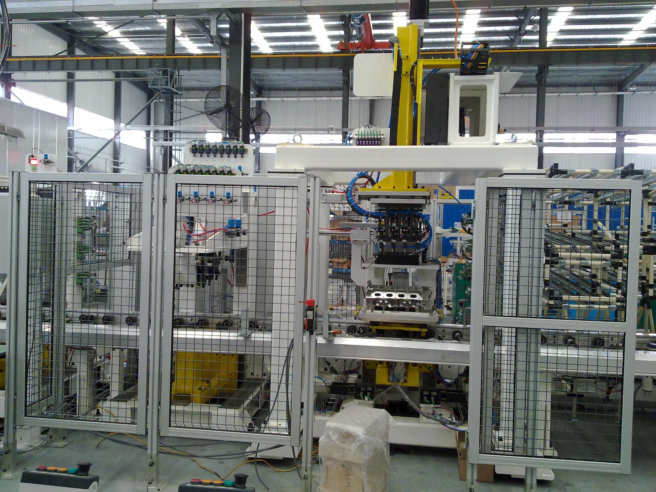 东南科锐-工业自动化生产线-09