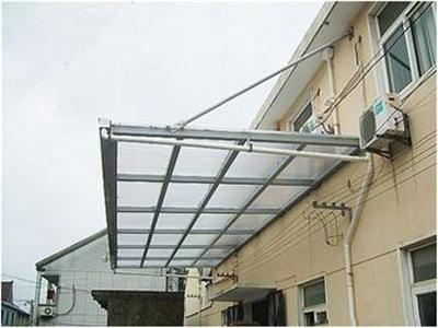 车库钢结构雨棚