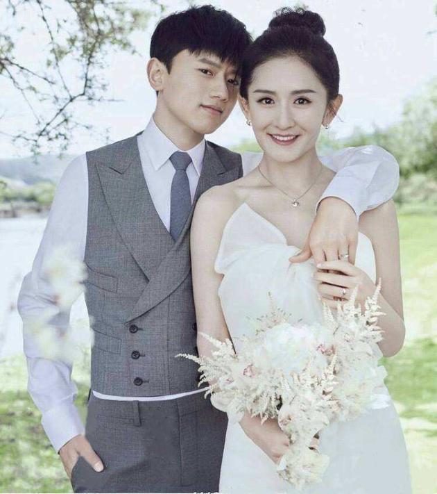 结婚纪念日:张杰宣布谢娜怀孕了 范冰冰杨幂等好友送祝福
