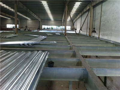 上海专业钢结构平台搭建