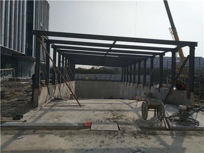 钢结构车库工程造价