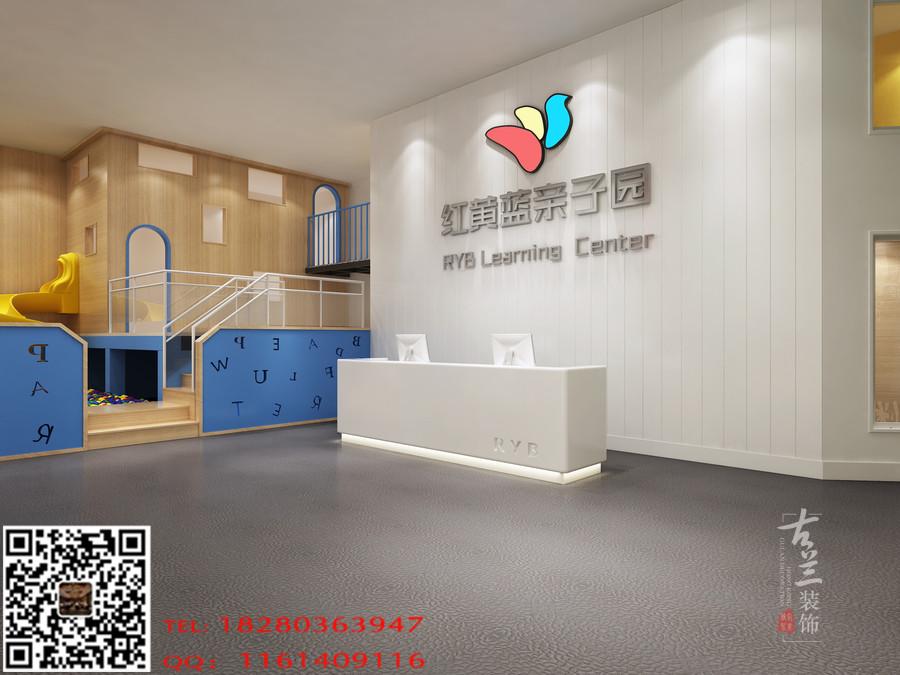 各种儿童早教机构设计-成都专业早教机构装修设计公司