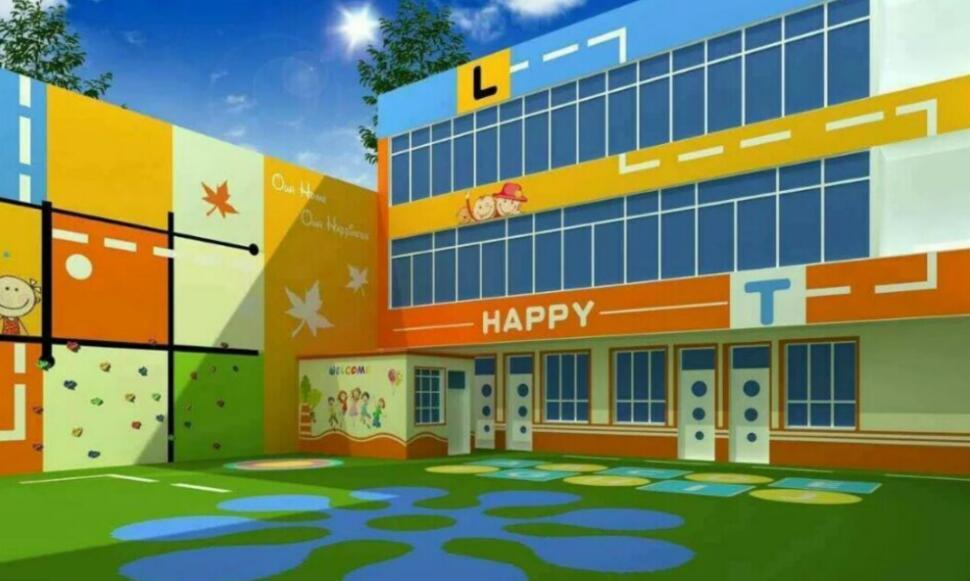 新乡幼儿园彩绘价格 欢迎咨询