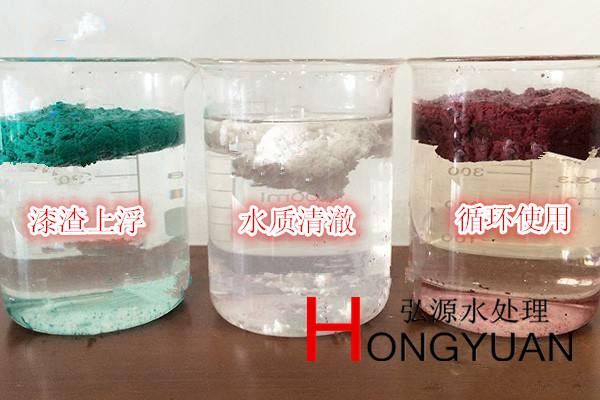 家具厂喷漆污水处理药剂