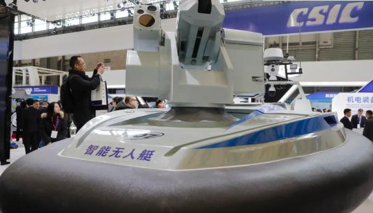 世界最快无人艇问世,来自中国造.jpg