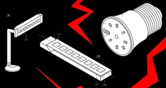 HTC智能灯泡专利曝光:可检测在浴室滑倒人员的生命体特征