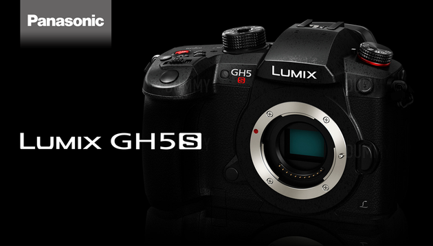 松下发布新款微型单电数码相机LUMIX GH5S