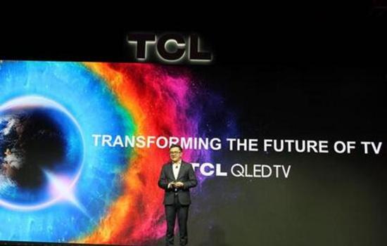 CES展会:TCL成美国电视销量增长最快的电视品牌之一