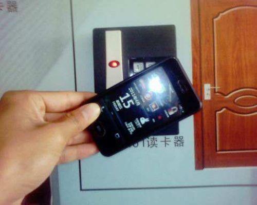 黑科技!小米的手机竟然可以刷门禁了?