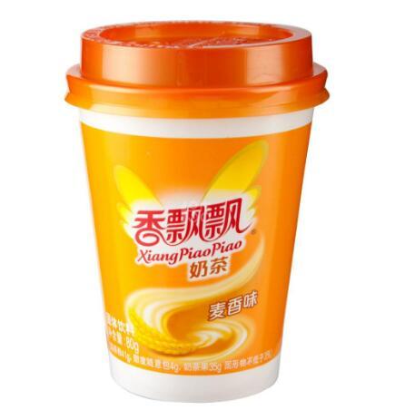 香飘飘奶茶品牌故事