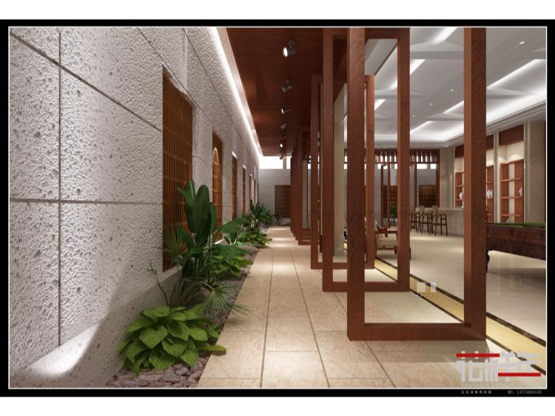 中式深滬別墅|住宅-泉州市花樣年設計有限責任公司