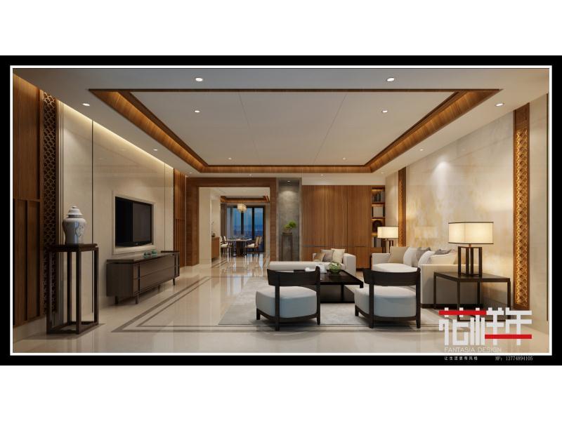 泉州御花園套房|住宅-泉州市花樣年設計有限責任公司