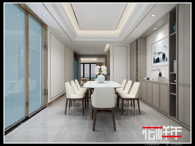 泉州御花園陳老師現代風格|住宅-泉州市花樣年設計有限責任公司