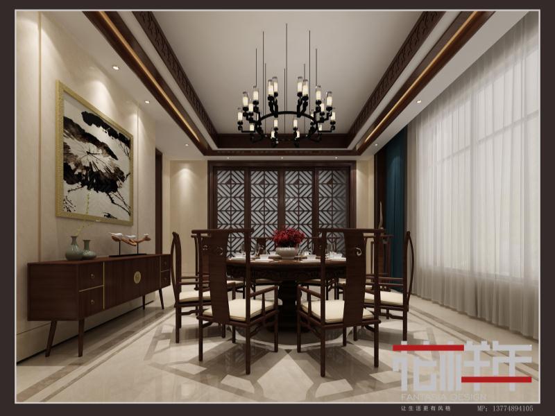 晉江陳埭林總效果圖 住宅-泉州市花樣年設計有限責任公司