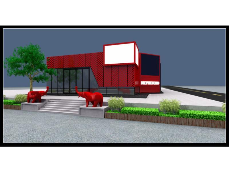 玉石精品館|商業-泉州市花樣年設計有限責任公司