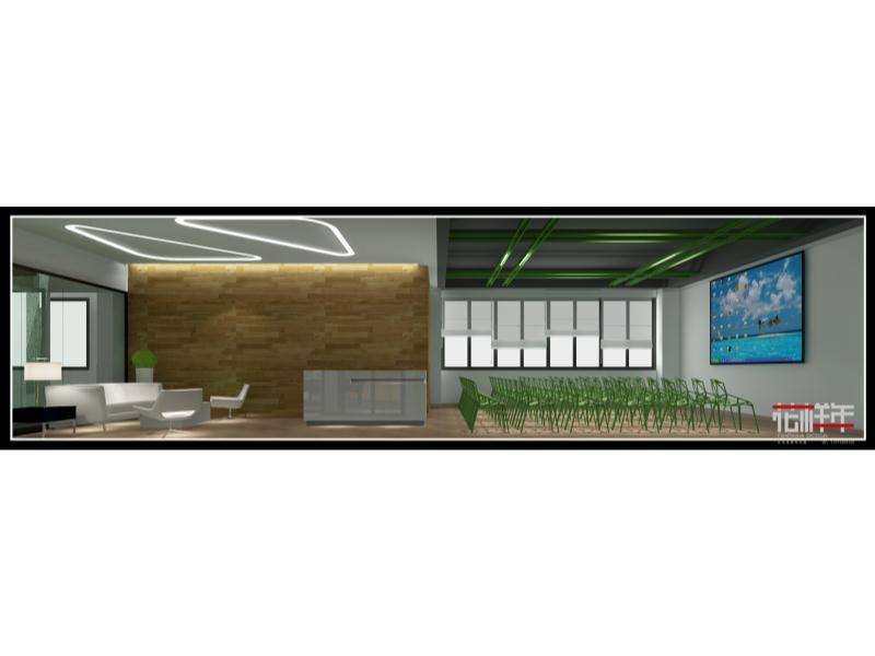泉州義泉大廈創業基地|商業-泉州市花樣年設計有限責任公司