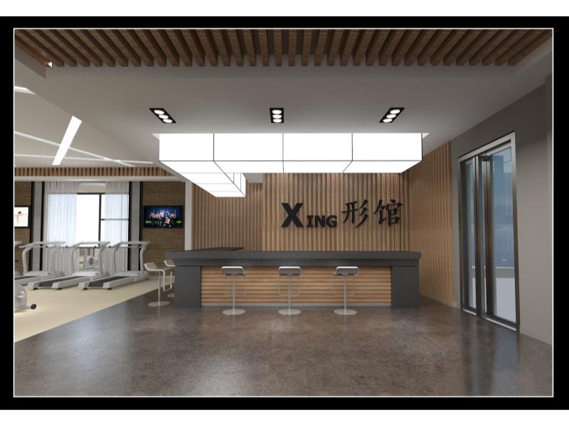 形館健身會所|商業-泉州市花樣年設計有限責任公司
