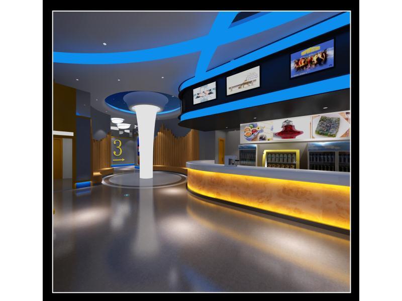 泉州萬通電影院|商業-泉州市花樣年設計有限責任公司