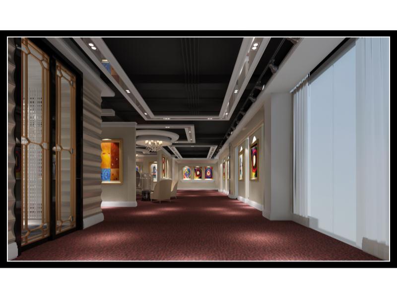 石獅私人畫廊|商業-泉州市花樣年設計有限責任公司