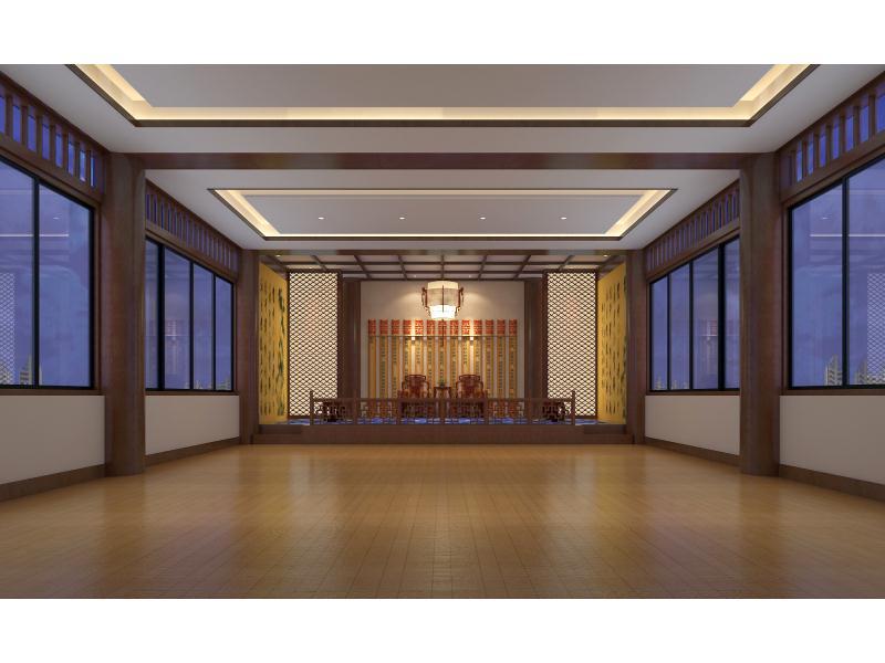 石獅南音演藝室|商業-泉州市花樣年設計有限責任公司