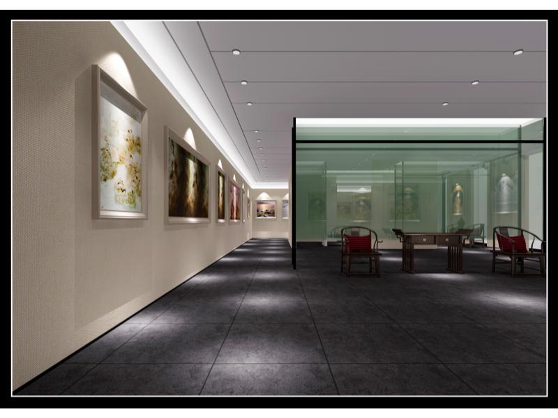 石獅畫家個人紀念館|商業-泉州市花樣年設計有限責任公司
