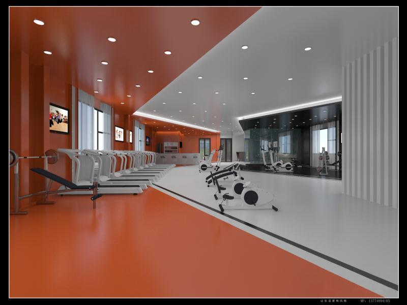 泉州形館健身會所|商業-泉州市花樣年設計有限責任公司